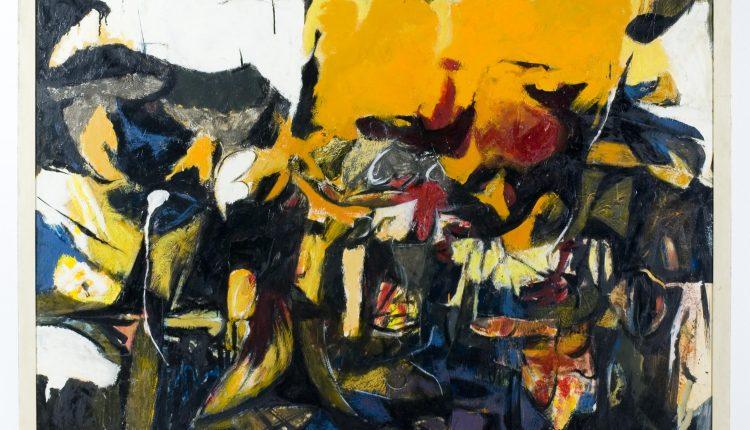 Dennis Burton – Radiation Crop, 19571958