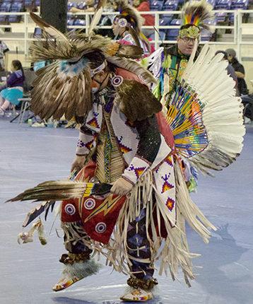 Powwow at UBC