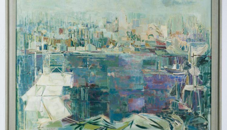 John Koerner – Favourite Harbour (5), 1957