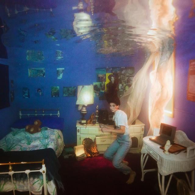 Album art for Weyes Blood's Titanic Rising